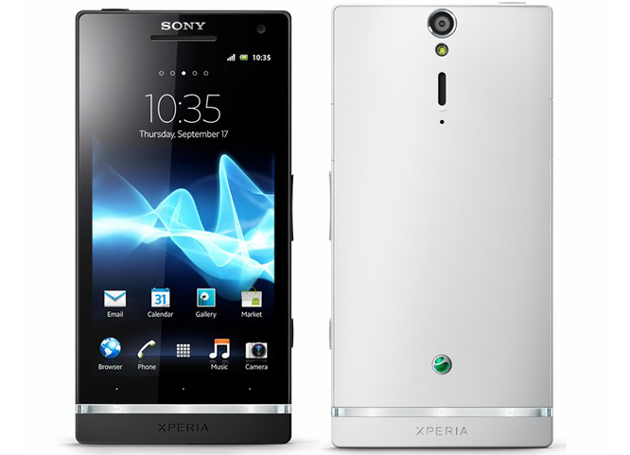 Sony Xperia Sola – smartphone met floating touchscreen